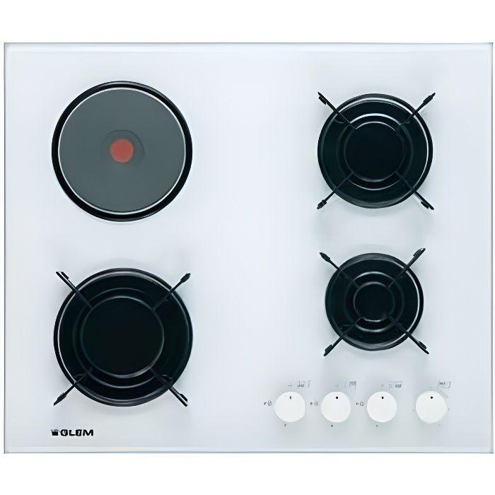 Table de cuisson gaz 3 foyers table cuisson gaz 3 foyer for Choisir une plaque de cuisson