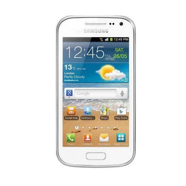 Téléphone portable SAMSUNG Galaxy Ace 2 - blanc