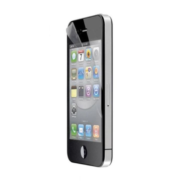 Protection cran iphone 4 achat vente protection cran for Photo ecran iphone 4