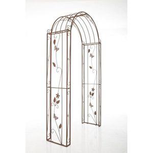 arche pour rosiers grimpants. Black Bedroom Furniture Sets. Home Design Ideas