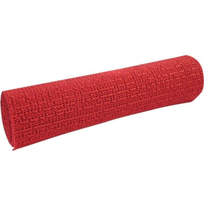 tapis isolant de protection arvix rouge achat vente tapis d 39 vier tapis isolant de. Black Bedroom Furniture Sets. Home Design Ideas