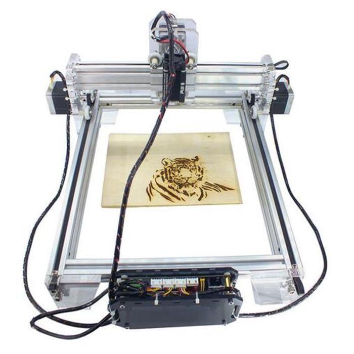 Diy Kit 500mw Laser Engraver Gravure D 233 Coupage Machine
