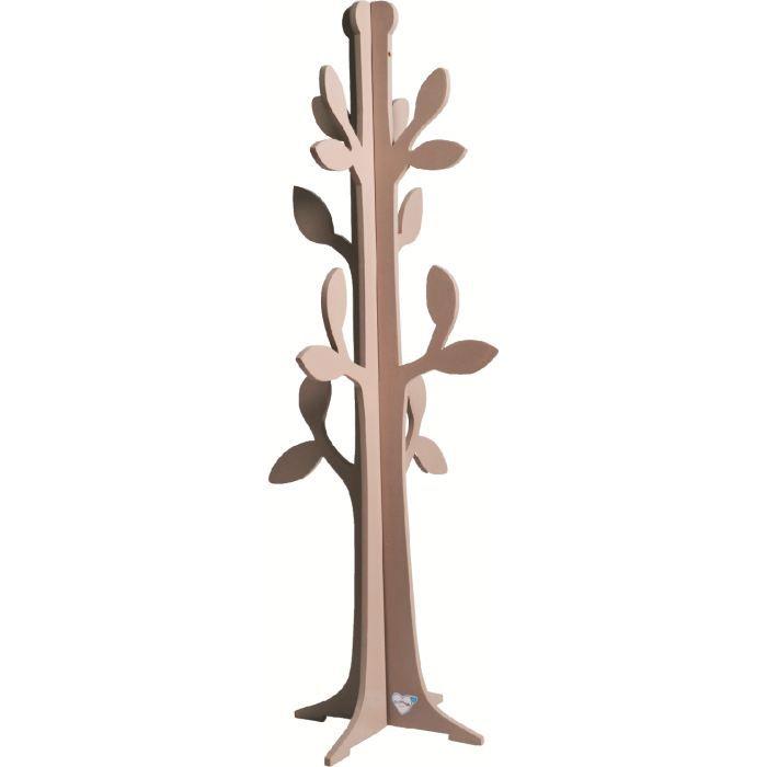 Domiva porte manteaux arbre charme taupe taupe achat - Porte manteau enfant arbre ...