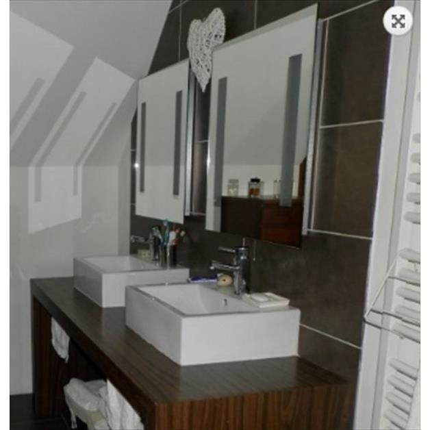 Miroir de salle de bain avec avec une prise rasoir achat - Miroir salle de bain avec prise et eclairage ...