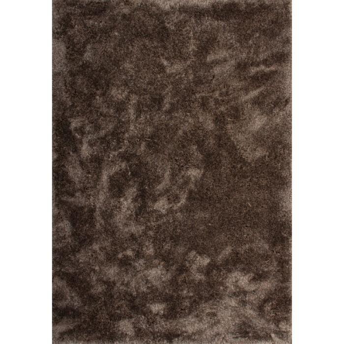 tapis shaggy 200 x 290 marron lalee monaco achat vente tapis cdiscount. Black Bedroom Furniture Sets. Home Design Ideas