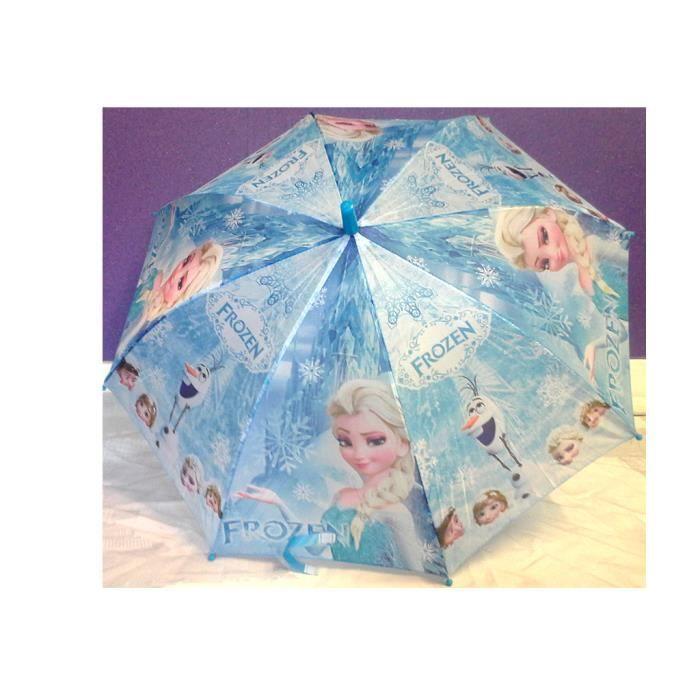 parapluie frozen la reine des neiges ref3 bleu achat. Black Bedroom Furniture Sets. Home Design Ideas