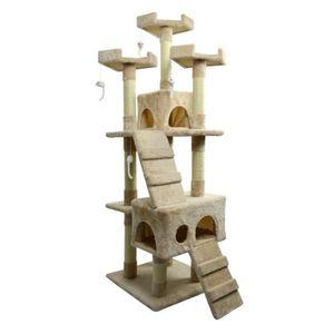 arbres chat achat vente arbres chat pas cher soldes d hiver d s le 11 janvier cdiscount. Black Bedroom Furniture Sets. Home Design Ideas