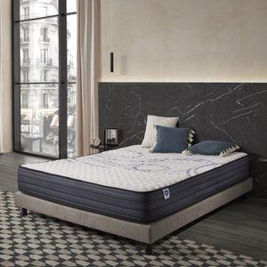 matelas 80x190 achat vente matelas 80x190 pas cher les soldes sur cdiscount cdiscount. Black Bedroom Furniture Sets. Home Design Ideas