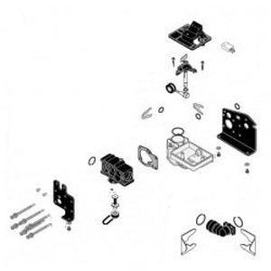 Clapet inverseur pour saunier duval thema c 23 achat for Saunier duval thema f23e