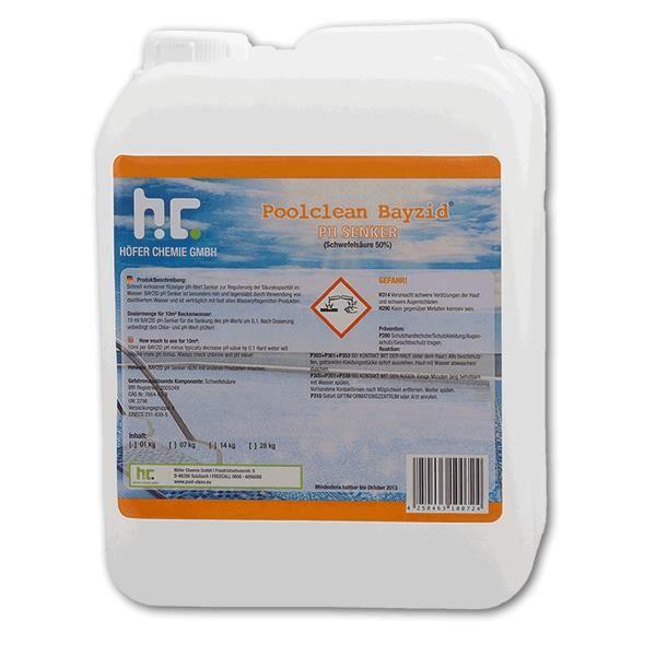 Ph moins liquide 2 x 7kg achat vente traitement de l 39 eau ph moins liquide 2 x 7kg cdiscount for Ph moins liquide