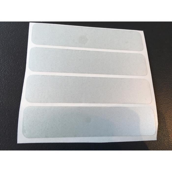 bandes reflechissantes casque yamaha honda suzuki achat vente stickers cdiscount. Black Bedroom Furniture Sets. Home Design Ideas