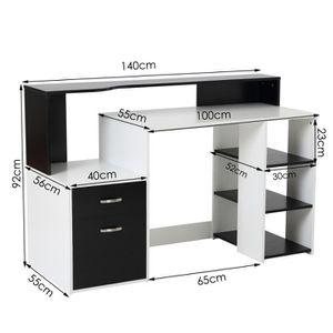 Meubles bureau achat vente meubles bureau pas cher for Bureau meuble moderne