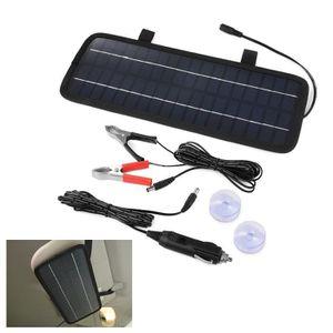 panneau solaire 12v achat vente panneau solaire 12v pas cher les soldes sur cdiscount. Black Bedroom Furniture Sets. Home Design Ideas