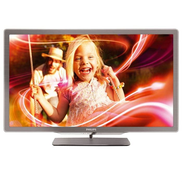 philips 55pfl7606h tv 3d 139 cm t l viseur led avis et prix pas cher les soldes sur. Black Bedroom Furniture Sets. Home Design Ideas