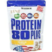 PROTÉINE WEIDER Protein 80+ Vanille NTT