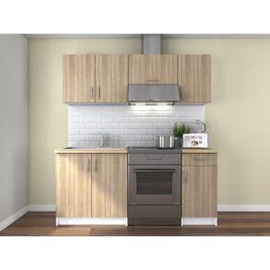 Cuisinette kitchenette achat vente cuisinette for Cuisine complete bois