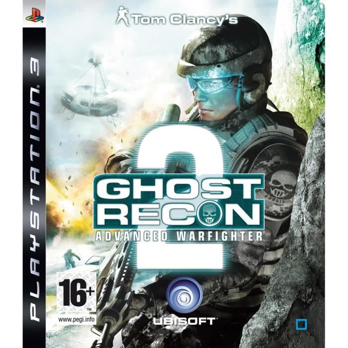ghost recon jeu playstation - photo #1