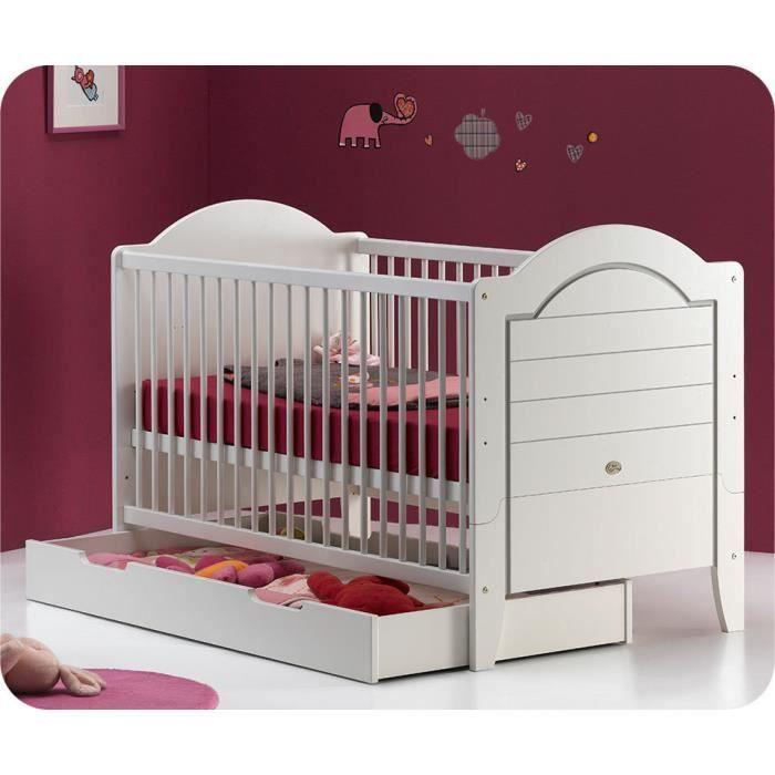 mini chambre b b lilas blanche achat vente chambre compl te b b 2009954752070 soldes. Black Bedroom Furniture Sets. Home Design Ideas