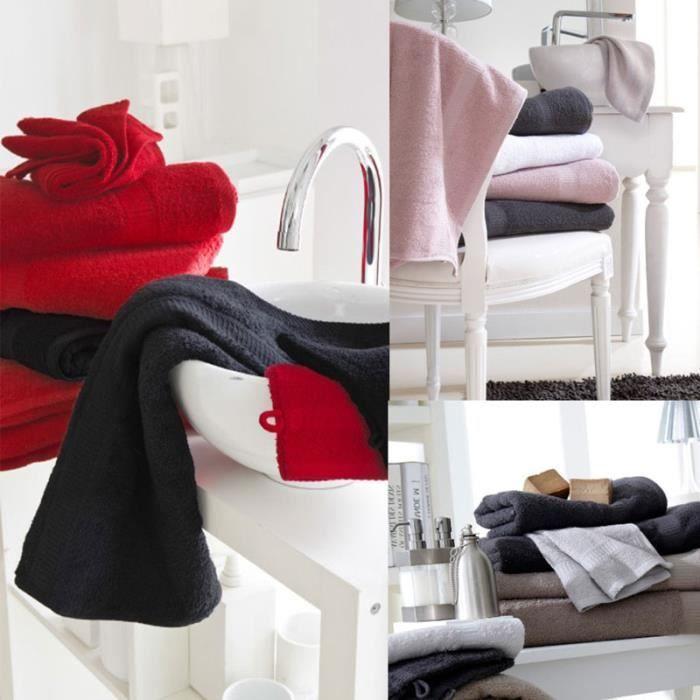 linge de bain ponge maxi drap bain 90x150 cm t achat vente serviettes de bain cdiscount. Black Bedroom Furniture Sets. Home Design Ideas