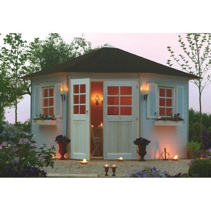 Abri de jardin nancy 3 3050x3050 7 78m achat vente for Abris de jardin solid belgique