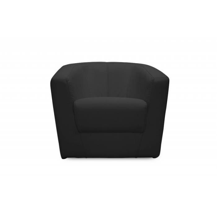 description un fauteuil pivotant noir effet grain confortable et l gant voil ce qu 39 est le. Black Bedroom Furniture Sets. Home Design Ideas