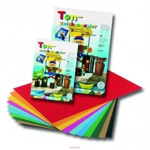 10 feuilles de carton de couleur folia achat vente papier cr atif 10 feuilles de carton de. Black Bedroom Furniture Sets. Home Design Ideas