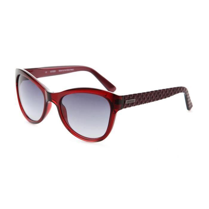 lunettes de soleil guess femmes achat vente lunettes de soleil femme cdiscount. Black Bedroom Furniture Sets. Home Design Ideas