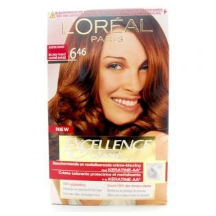 coloration loreal coloartion excellence creme 646 blond - Coloration L Oreal Caramel