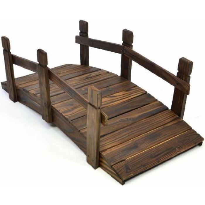 pont de jardin achat vente jeux et jouets pas chers. Black Bedroom Furniture Sets. Home Design Ideas