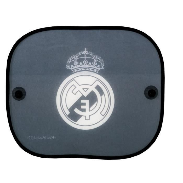 pare soleil lat ral real madrid 36 x 44 cm 2 pce achat. Black Bedroom Furniture Sets. Home Design Ideas