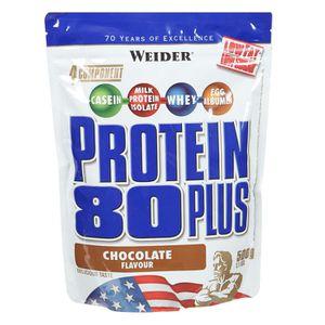 WEIDER Protein 80+ Chocolat NTT