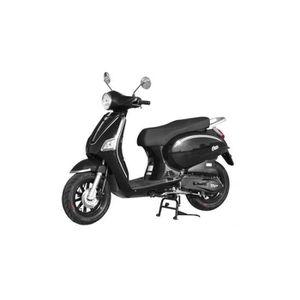 MOTO Scooter Otto 125cc - Noir - avec montage et mise e