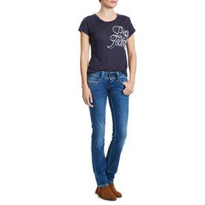 JEANS Jeans Pepe Jeans Venus Droit Ajuste  Delave Femme