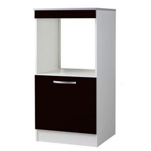 meuble four achat vente meuble four pas cher cdiscount. Black Bedroom Furniture Sets. Home Design Ideas