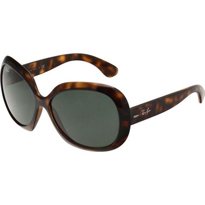 ray ban lunettes de soleil rb4098 710 femme achat vente lunettes de soleil cdiscount. Black Bedroom Furniture Sets. Home Design Ideas