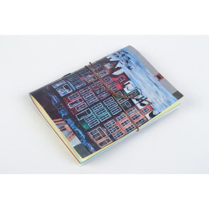 Carnet de notes original avec couverture en carton achat - Objet decoratif original ...