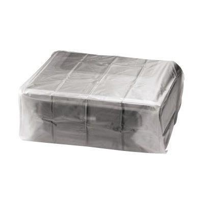 housse anti poussi re pour imprimante transparen achat vente housse d 39 ordinateur. Black Bedroom Furniture Sets. Home Design Ideas