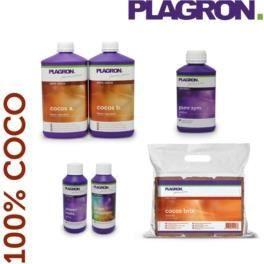 Pack plagron coco brix achat vente kit de culture pack for Achat maison brix