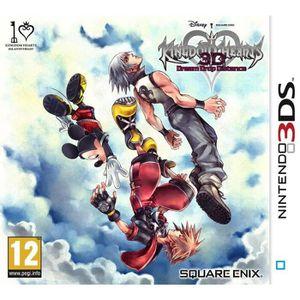 JEU 3DS KINGDOM HEARTS 3D DREAM DROP DISTANCE / Jeu 3DS