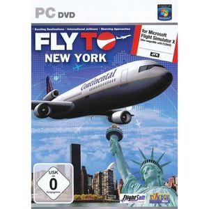 JEU PC FLY TO NEW YORK / Jeu PC