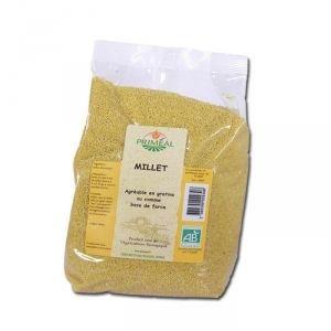 SEMOULE - COUSCOUS PRIMEAL - Millet décortiqué 500 g