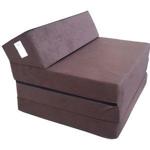 fauteuil futon achat vente fauteuil futon pas cher cdiscount. Black Bedroom Furniture Sets. Home Design Ideas