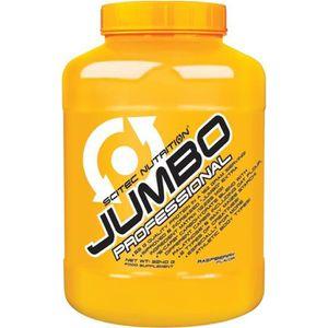 GAINER - PRISE DE MASSE Scitec Jumbo Professional 3240 gr framboise