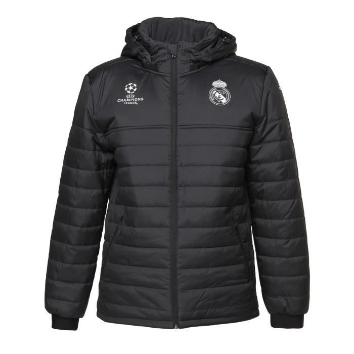 adidas veste technique football real madrid homme prix pas cher cdiscount. Black Bedroom Furniture Sets. Home Design Ideas