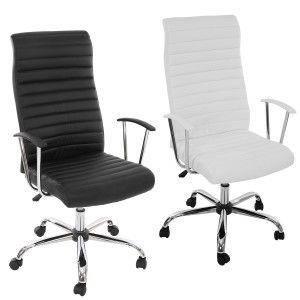 Si ge de bureau fauteuil direction cagliari ergonomique - Siege de bureau blanc ...