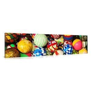 Tableau deco moderne abstract bouncing balls 1 achat for Tableau pret a accrocher