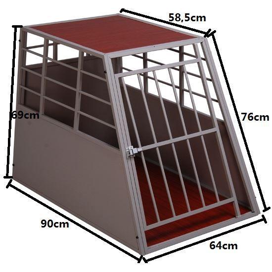 cage de transport pour chien achat vente caisse de. Black Bedroom Furniture Sets. Home Design Ideas