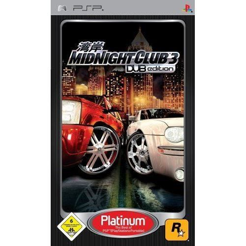 JEU PSP Midnight Club 3: DUB Edition [import allemand]