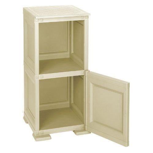 Tontarelli 8085571210 meuble salle de bain ta achat for Meuble rangement plastique salle de bain