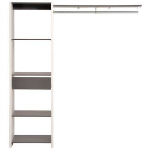 Etagere dressing achat vente etagere dressing pas cher for Placard modulable